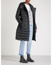 Burberry - Dalmerton Quilted Shell Down Coat - Lyst