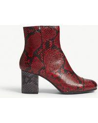 Zadig & Voltaire - Lena Wild Heeled Boots - Lyst