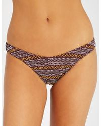 Tigerlily - Fidelia Elle Bikini Bottoms - Lyst