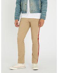 Tommy Hilfiger - X Lewis Hamilton Stretch-cotton Trousers - Lyst