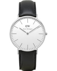 Daniel Wellington | 0608dw Classic Sheffield Ladies Watch | Lyst