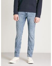 PAIGE - Lennox Slim-fit Skinny Jeans - Lyst