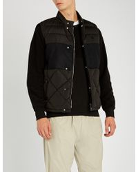 Moncler - Quilted Down-filled Shell Gilet - Lyst