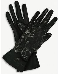 adidas By Stella McCartney - Floral Running Gloves - Lyst
