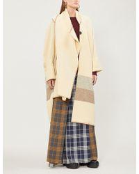 Vivienne Westwood - Wool Blanket Coat - Lyst