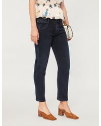 Citizens of Humanity - Emerson Straight Mid-rise Jeans - Lyst