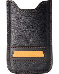 Acqua Di Parma - Buffalo Leather Iphone 4/4s Case - Lyst