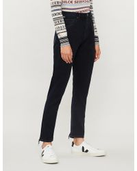Citizens of Humanity - Liya High-rise Faded Boyfriend Jeans - Lyst