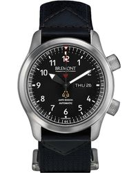 Bremont - Martin Baker Mbii/gr Stainless Steel Watch - Lyst