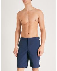 Orlebar Brown - Dane Relaxed-fit Swim Shorts - Lyst