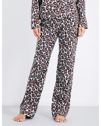 Les Girls, Les Boys - Pajama Bottoms - Lyst