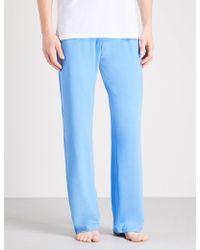 Derek Rose - Basel Stretch-jersey Pyjama Bottoms - Lyst