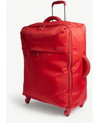 Lipault - Originale Plume Four-wheel Cabin Suitcase 72cm - Lyst