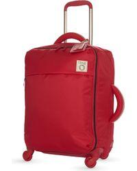 Lipault - Inès De La Fressange Four-wheel Cabin Suitcase 55cm - Lyst