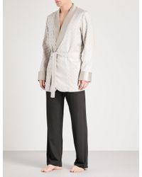La Perla - Royal Theatre Silk-blend Robe - Lyst
