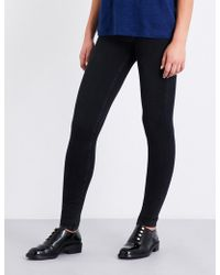 Maje - Jaw Skinny Low-rise Jeans - Lyst