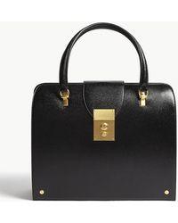 Thom Browne - Mrs. Thom Textured Leather Bag - Lyst