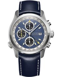 Bremont - Alt1wtbl World Timer Stainless Steel Watch - Lyst