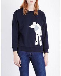 Chocoolate - Doggie Jersey Sweatshirt - Lyst