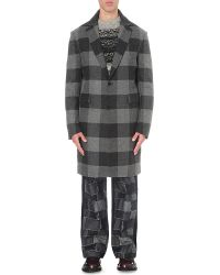 Casely-Hayford - Chesterfield Wool Coat - Lyst