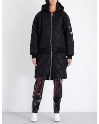 Hood By Air - Against Cotton-quilted Jacket - Lyst