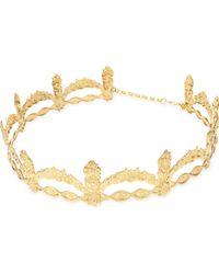 Rock N Rose - Lilliana Metal Crown - Lyst