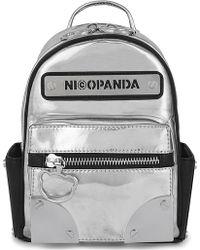 Nicopanda - Mini Me Chrome Backpack - Lyst