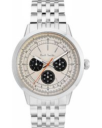 Paul Smith - P10003 Prescision Stainless Steel Watch - Lyst