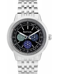 Paul Smith - P10005 Prescision Stainless Steel Watch - Lyst