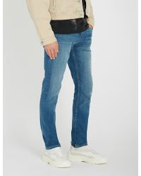 PAIGE - Lennox Skinny Jeans - Lyst
