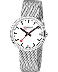 Mondaine - A763.30362.11sbm Watch - Lyst