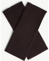 The White Company - Cashmere Wrist Warmers - Lyst