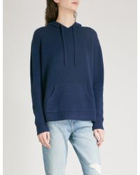 360cashmere - Bow Cashmere Hoody - Lyst