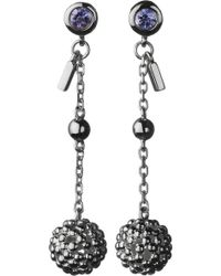 Links of London - Effervescence Bubble Stiletto Sterling Silver Earrings - Lyst