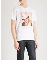 COACH - Coach X Keith Haring Polaroid Cotton T-shirt - Lyst