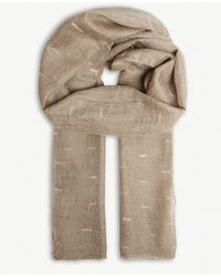 Jane Carr - The Loom Wrap Cashmere Scarf - Lyst