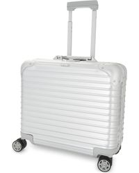 Rimowa - Topas Business Four-wheel Aluminium Suitcase - Lyst