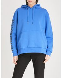 Izzue - Youth Cotton-blend Hoody - Lyst