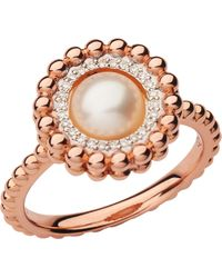 Links of London | Effervescence 18ct Rose Gold | Lyst