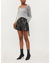 Zadig & Voltaire - Nosfa Knitted Wool Jumper - Lyst