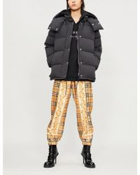 Burberry - Plymton Shell-down Puffer Jacket - Lyst