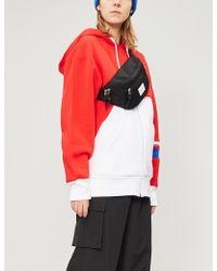 ADER error - Puma X Cotton-jersey Hoody - Lyst