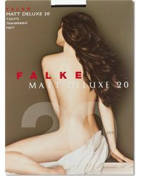 Falke - Matt Deluxe 20 Tights - Lyst