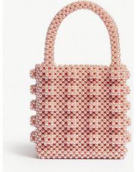 Shrimps - Antonia Clutch Bag - Lyst