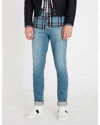 J Brand - Mick Slim-fit Skinny Stretch-denim Jeans - Lyst