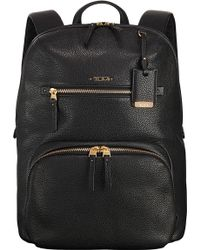 Tumi - Halle Limited Edition Leather Backpack - Lyst