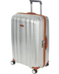Samsonite - Lite-cube Deluxe Four-wheel Spinner Suitcase 82cm - Lyst