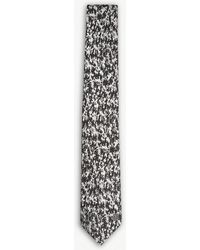 Givenchy | Camouflage Silk Tie | Lyst