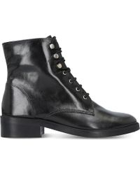 Carvela Kurt Geiger - Skewer Lace-up Boots - Lyst
