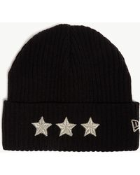 KTZ - Stars Knitted Beanie - Lyst